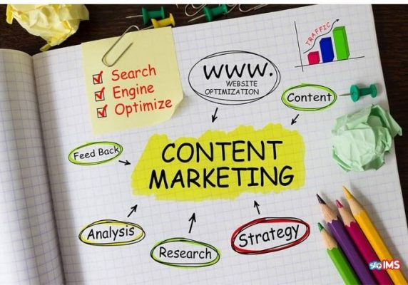 content marketing hay